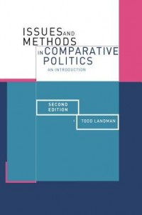 Book cover: Issues and methods in comparative politics av