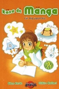 Book cover: Kana de manga av