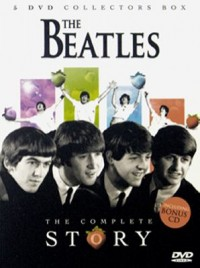 Omslagsbild: The Beatles - the complete story av