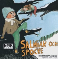 Cover art: Salmiak och Spocke by