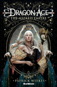 Omslagsbild: The masked empire av