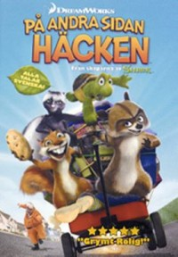 Omslagsbild: Over the hedge av
