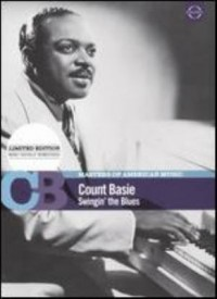 Omslagsbild: Count Basie - swingin' the blues av