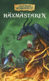 Book cover: Häxmästaren av