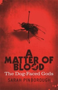 Omslagsbild: A matter of blood av