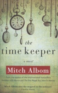Book cover: The time keeper av