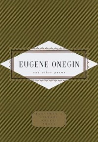 Omslagsbild: Eugen Onegin and other poems av
