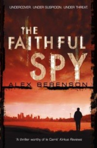 Omslagsbild: The faithful spy av
