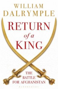 Book cover: Return of a king av