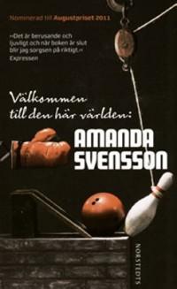 Image result for Amanda Svensson: Välkommen till den här världen.