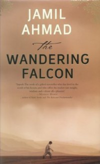Omslagsbild: The wandering falcon av