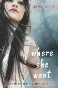 Omslagsbild: Where she went av
