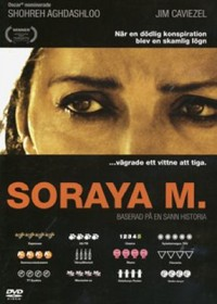 Omslagsbild: The stoning of Soraya M av