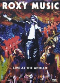 Omslagsbild: Live at the Apollo av