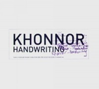 Book cover: Handwriting av