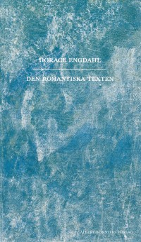 Book cover: Den romantiska texten av