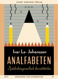 Book cover: Analfabeten av