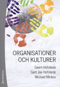 Book cover: Organisationer och kulturer by