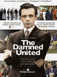 Omslagsbild: The damned United av