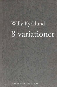Book cover: 8 variationer av