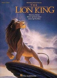 Omslagsbild: Walt Disney Pictures presents The lion king av