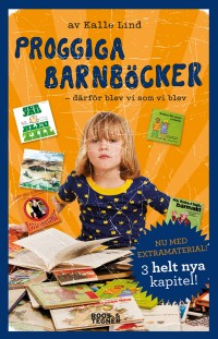 Book cover: Proggiga barnböcker av