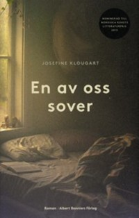 Book cover: En av oss sover av