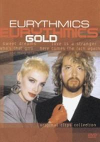 Omslagsbild: Eurythmics greatest hits av