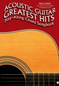Omslagsbild: Acoustic guitar greatest hits av