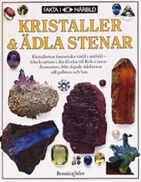 Cover art: Kristaller & ädla stenar by