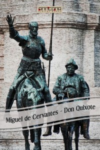 Book cover: Don Quixote av