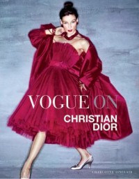 Omslagsbild: Vogue on Christian Dior av