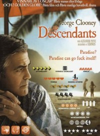 Omslagsbild: The descendants av