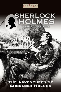 Book cover: The adventures of Sherlock Holmes av