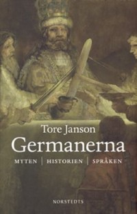 Book cover: Germanerna av