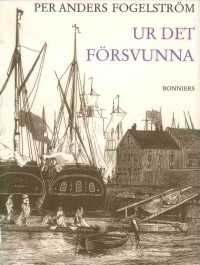 Cover art: Ur det försvunna by
