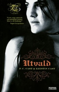 Book cover: Utvald av