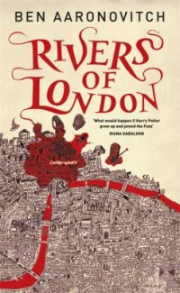 Omslagsbild: Rivers of London av
