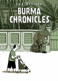 Omslagsbild: Burma chronicles av