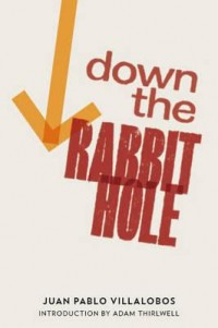 Omslagsbild: Down the rabbit hole av