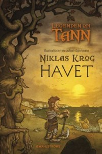 Book cover: Havet av