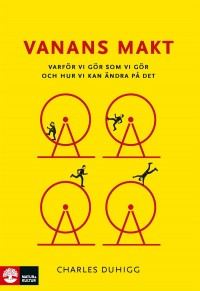 Book cover: Vanans makt av