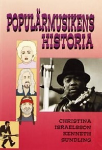 Cover art: Populärmusikens historia by