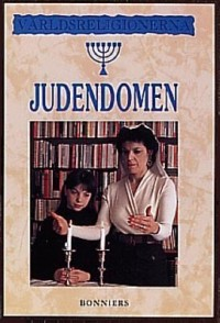 Cover art: Judendomen by