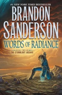 Omslagsbild: Words of radiance av