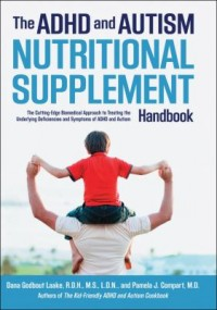 Omslagsbild: The ADHD and autism nutritional supplement handbook av