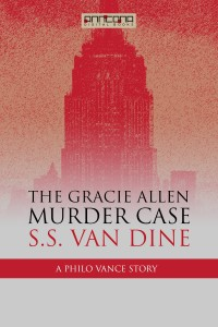 Omslagsbild: The Gracie Allen murder case av