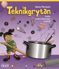 Cover art: Teknikgrytan by