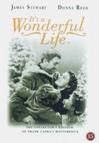 "Omslagsbild: ""It's a wonderful life"" av"