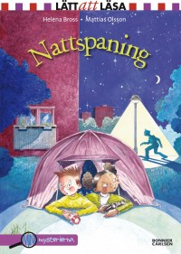 Book cover: Nattspaning av